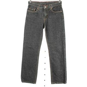 Lucky Brand Dark Wash Slim Leg Ankle Jeans